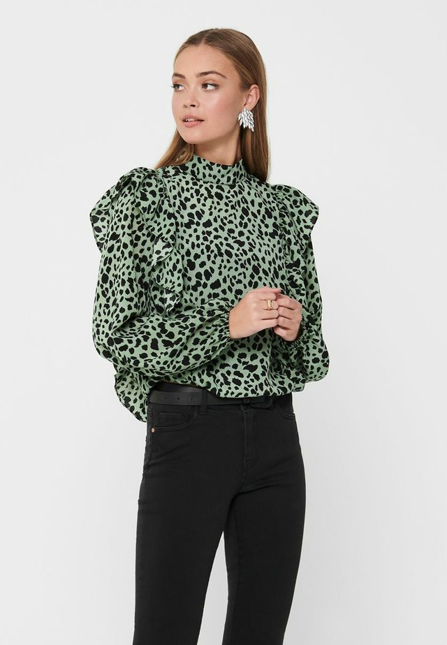 Blouse - seagrass