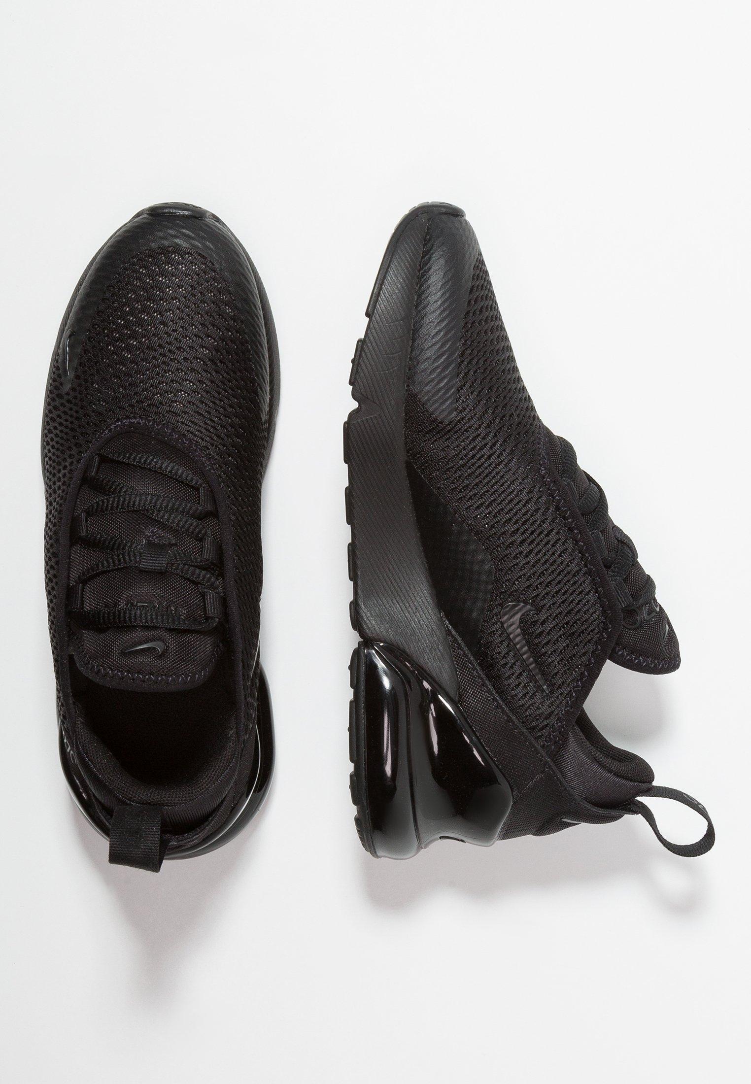 Parque jurásico límite Azotado por el viento  Nike Sportswear AIR MAX 270 - Trainers - black - Zalando.ie