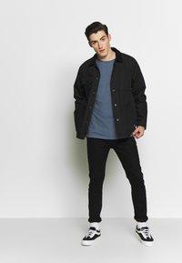 D-STRUCT - PHAEDRA - Slim fit jeans - black - 1