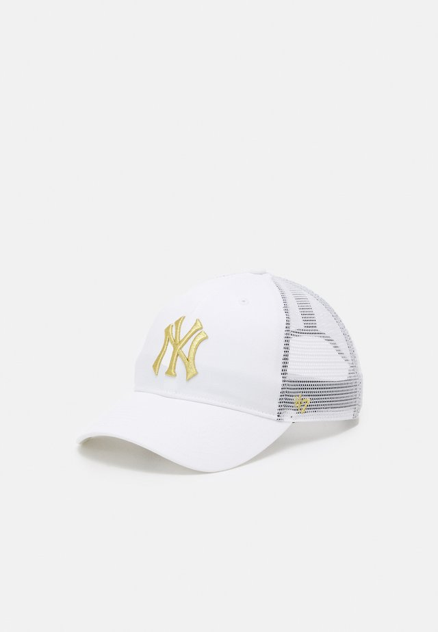 NEW YORK YANKEES BRANSON UNISEX - Cap - white