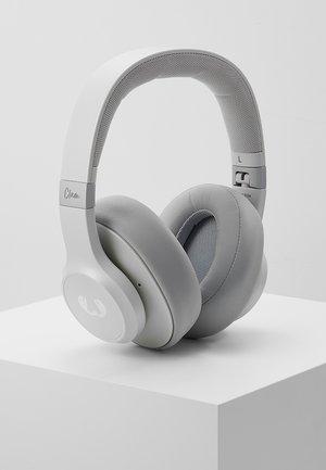CLAM ANC WIRELESS OVER EAR HEADPHONES - Headphones - ice grey