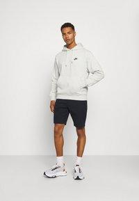 Nike Sportswear - HOODIE - Hoodie - white - 1