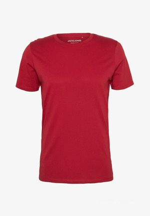 JJEORGANIC - T-shirt basic - rio red