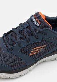 Skechers Sport - FLEX ADVANTAGE 4.0 - Sneakers basse - navy - 5