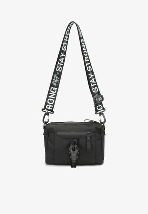 DROPS - Handbag - black strong