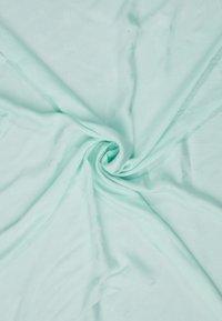 TWINSET - KEFIA IN TESSUTO TIE DYE  - Skjerf - moonlight jade/green jade - 1
