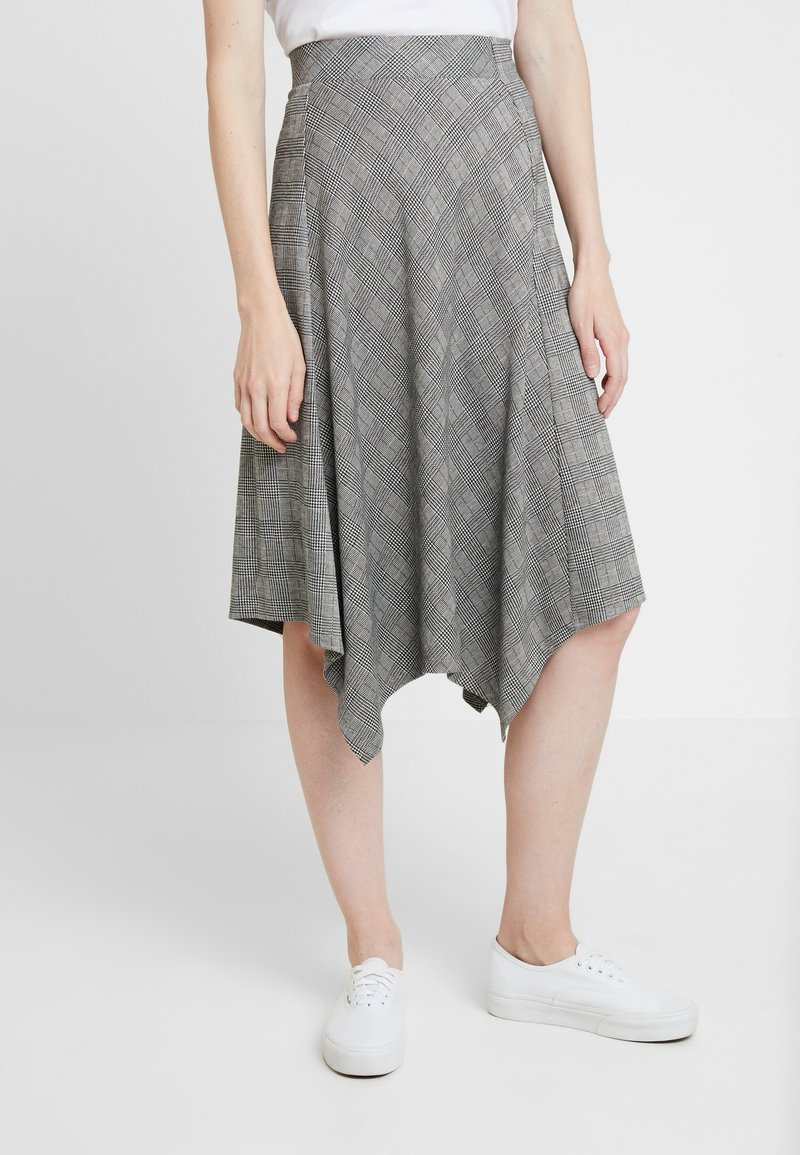 Esprit Collection - A LINE SKIRT - Spódnica trapezowa - camel