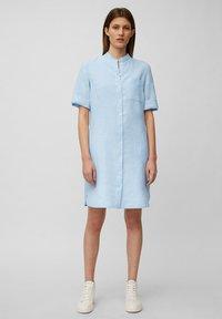 Marc O'Polo - Shirt dress - sunny sky - 1