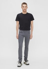 J.LINDEBERG - JAY SOLID STRETCH - Slim fit jeans - dark grey - 1