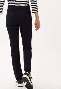 BRAX - STYLE MARY - Trousers - navy - 2