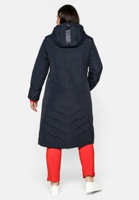 Sheego - Cappotto invernale - nachtblau - 2