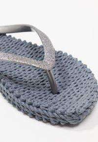 Ilse Jacobsen - CHEERFUL - Pool shoes - grey - 2