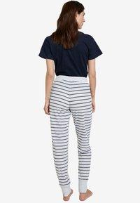Schiesser - Pyjama bottoms - grey - 2