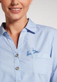 Spieth & Wensky - Button-down blouse - hellblau - 2