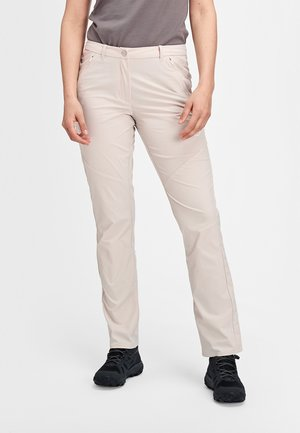 HIKING PANTS WOMEN - Outdoor trousers - moonbeam
