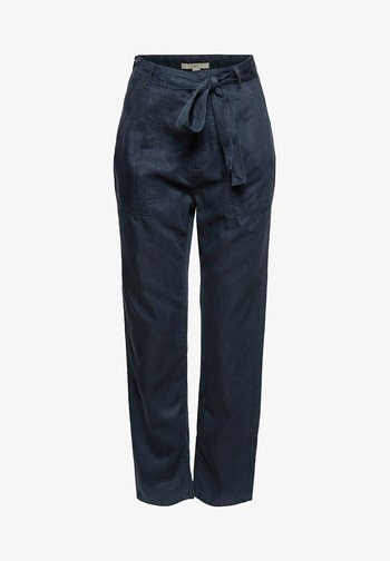 UTILITY  - Trousers - navy