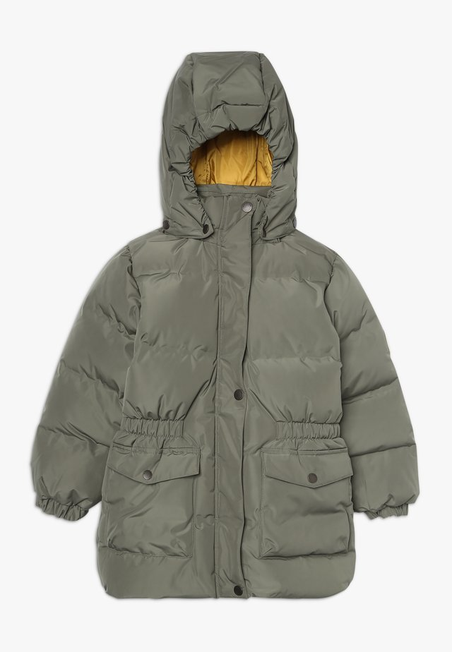 WENCKE JACKET - Down coat - beetle