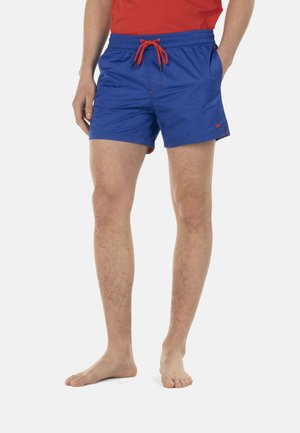 Swimming shorts - blu screziato