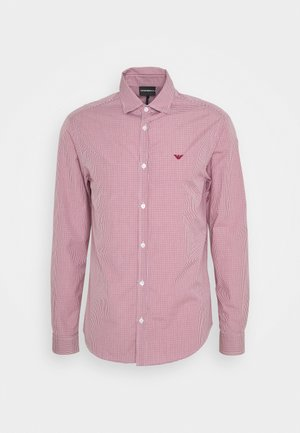 CAMICIA - Overhemd - red