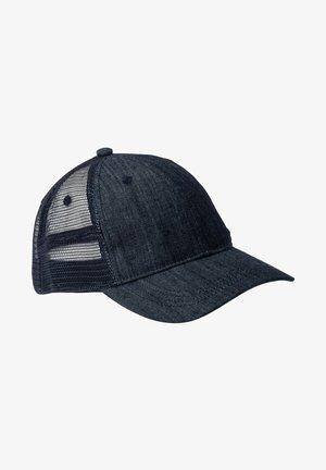 6-PANEL IN DENIM-OPTIK - Cap - indigo
