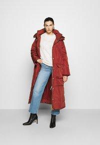 DAY Birger et Mikkelsen - NEW JUSTINE - Classic coat - fired brick - 1