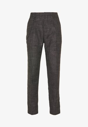 ELDRED TROUSER - Bukse - charcoal
