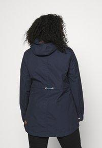 Ragwear Plus - MONADIS - Summer jacket - navy - 2