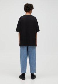 PULL&BEAR - T-shirts print - black - 2