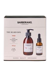 Barberians - BEARD BOX - Scheerset - / - 1