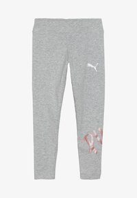 Puma - ALPHA  - Legging - light gray heather - 2
