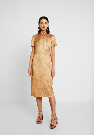 ALLIE - Cocktail dress / Party dress - gold base