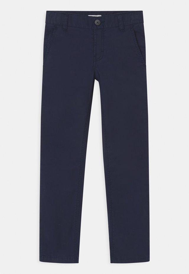 Chino kalhoty - navy