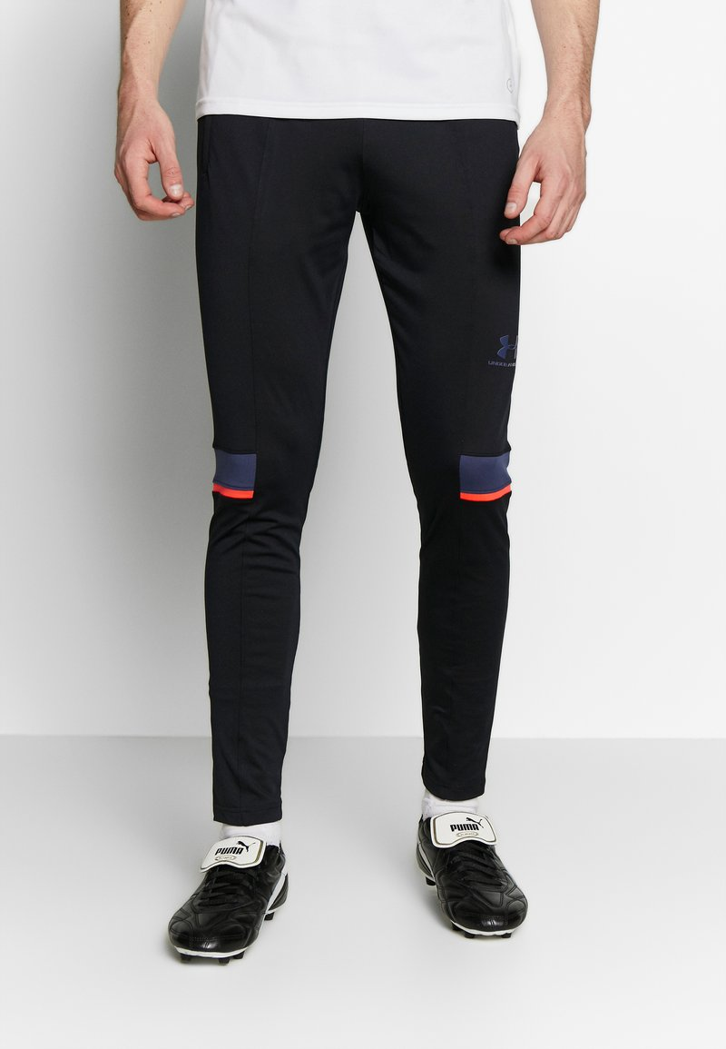 Under Armour - CHALLENGER TRAINING PANT - Trainingsbroek - black/blue ink