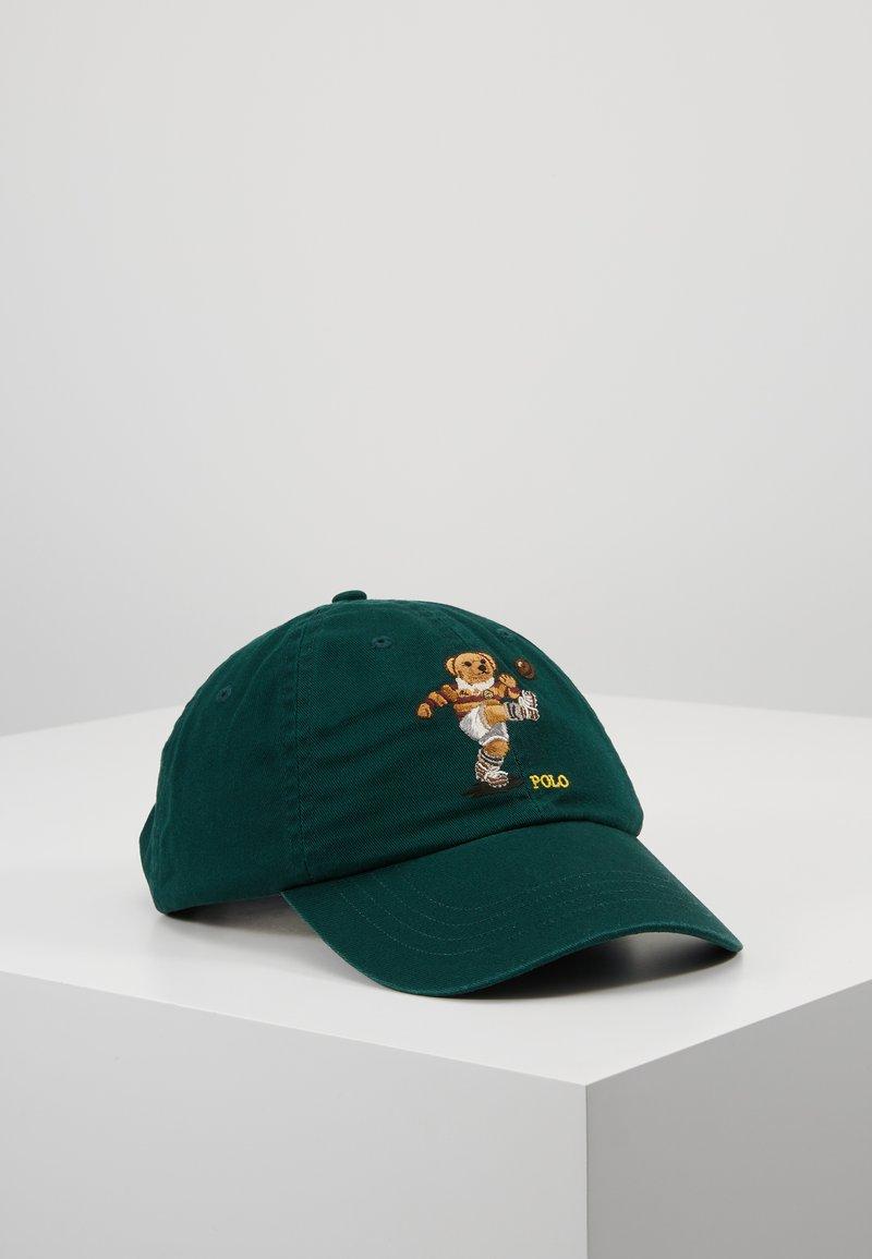 Polo Ralph Lauren - CLASSIC SPORT CAP BEAR - Cap - college green