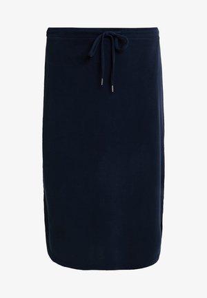MERLE - A-lijn rok - navy blazer