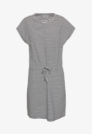 BYPANDINA ONECK DRESS - Žerzejové šaty - black