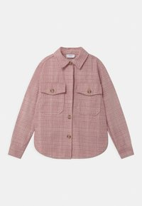 Grunt - PIA - Button-down blouse - pastel red - 0