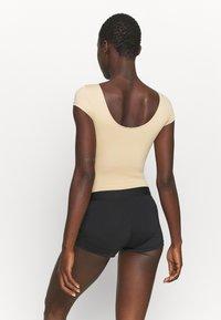 Bloch - BETRI - trikot na gymnastiku - nude - 2