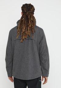 Vaude - ROSEMOOR JACKET - Waterproof jacket - iron - 2