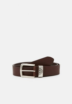 CINTURA - Belt - dark tan