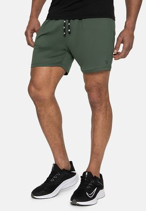 Spodnie treningowe - khaki