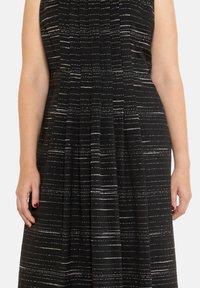 Ulla Popken - Day dress - black - 2