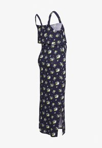 Dorothy Perkins Maternity - MATERNITY FLORAL SLEEVELESS LAYERED DRESS - Sukienka z dżerseju - navy - 1