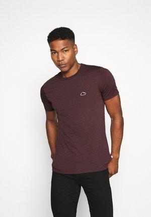 TOM - T-shirt basic - bordeaux