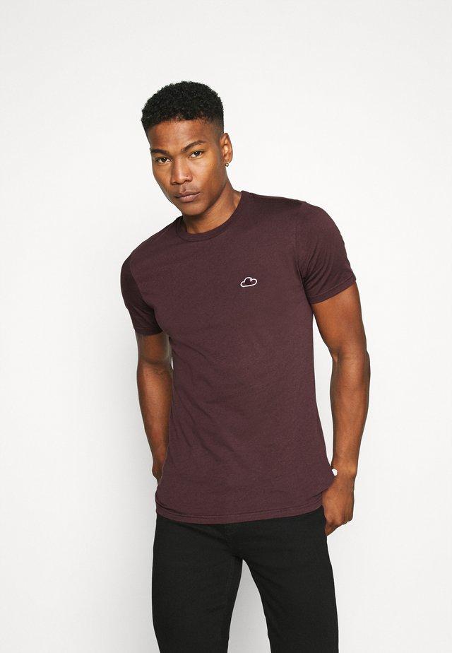 TOM - Camiseta básica - bordeaux