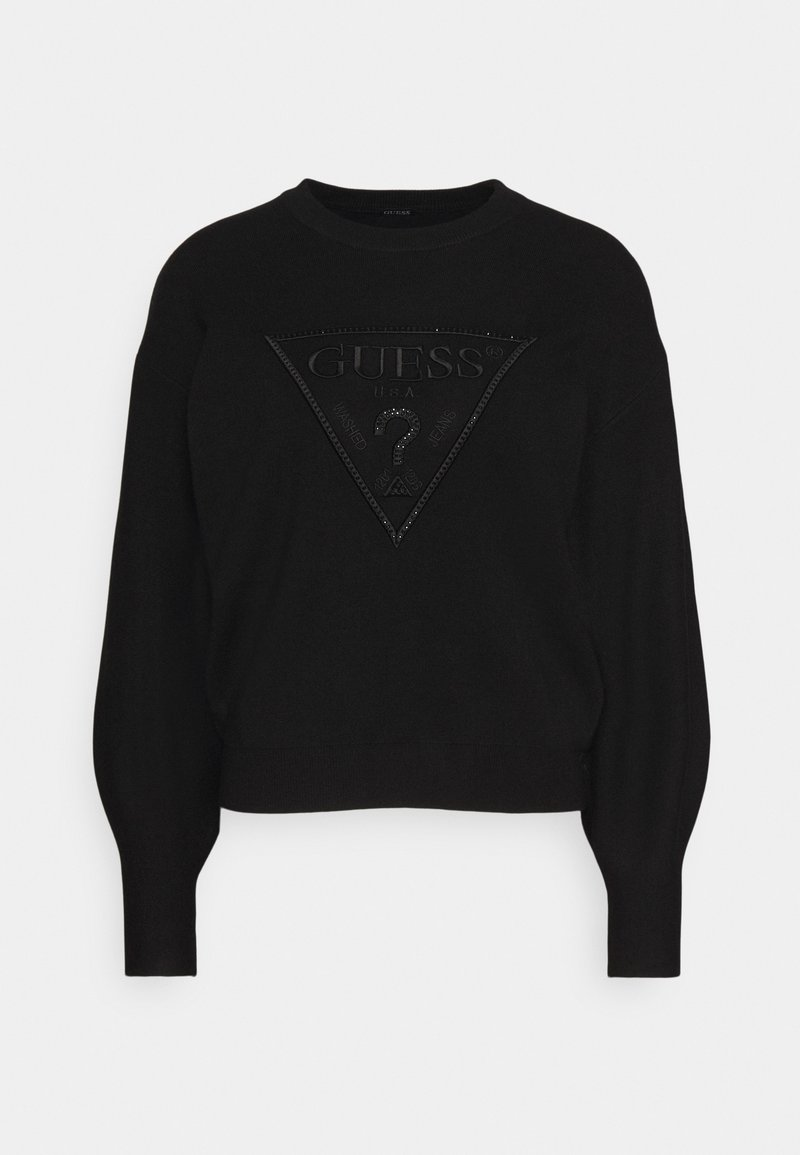 Guess - Pullover - jet black