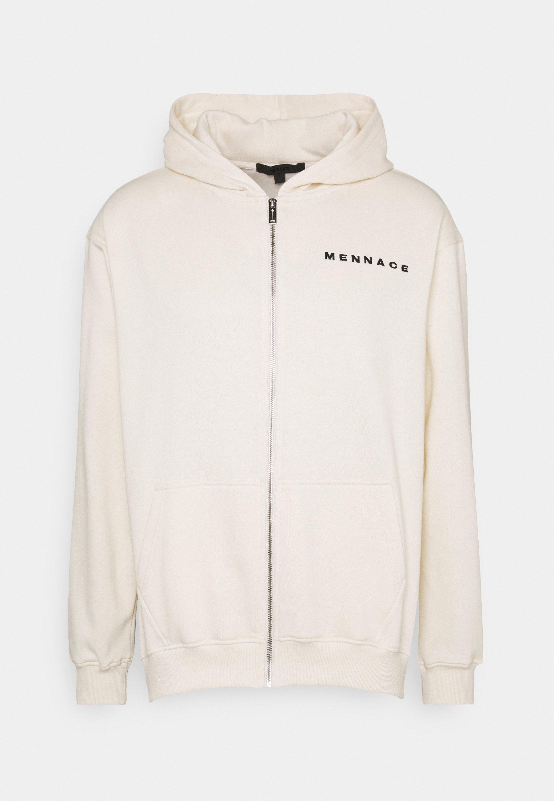 Men UNISEX ESSENTIAL ZIP UP HOODIE - Zip-up sweatshirt