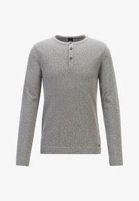 BOSS - TRIX - Long sleeved top - light grey - 3