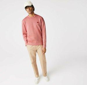 Jumper - rot / rosa / weiß