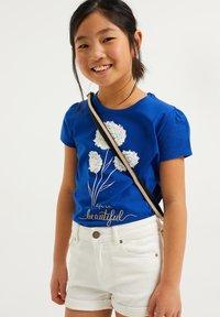 WE Fashion - T-shirts print - cobalt blue - 1